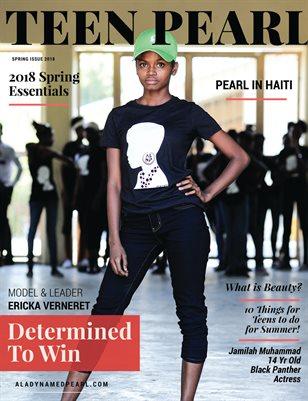 Teen Pearl Spring 2018 (Haiti Edition)