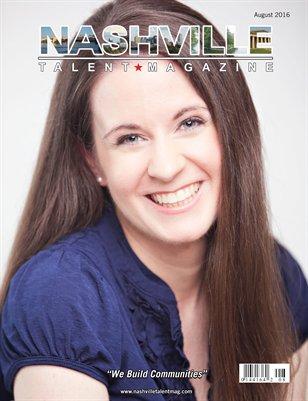 Nashville Talent Magazine August 2016 Edition