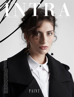 November Edition 2020 - Issue 0.54 - Cover by Eva Lacroix