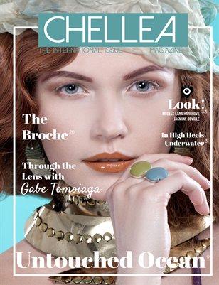 Chellea Magazine- Untouched Ocean