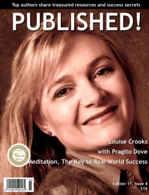 PUBLISHED! excerpt featuring Louise Crooks with Pragito Dove