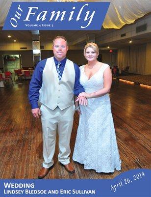 Volume 4 Issue 5 - Sullivan Wedding