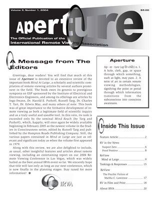 APERTURE, 2004, Issue 09