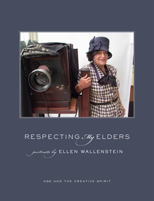 """Respecting My Elders"" portraits by Ellen Wallenstein"
