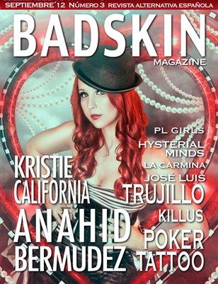 Bad Skin Magazine #SEP2012