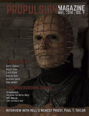 Propulsion Magazine Issue 9 - May 2018