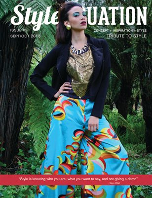 Style Equation Magazine - PREMIER ISSUE