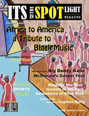 Africa to America a Tribute to Black Music