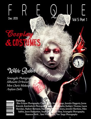 Freque Magazine Vol 5 part 1 Cosplay and Costumes