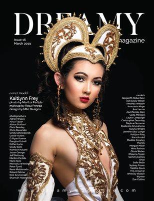 DREAMY Magazine   Issue 16