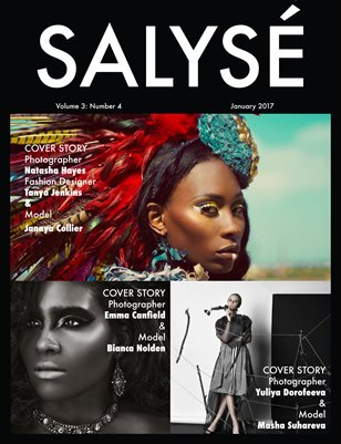 SALYSÉ Magazine | Vol 3:No 4 | January 2017 |