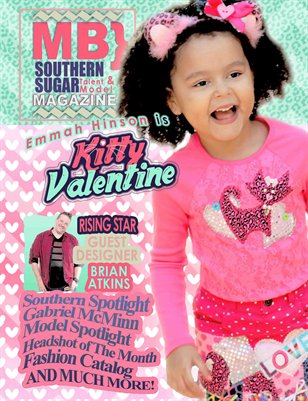 MB} Southern Sugar Talent & Model Magazine [February]