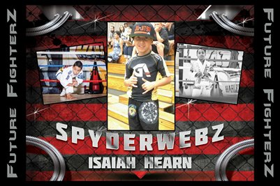 Isaiah Hearn 2015 Poster