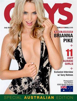 AUSTRALIAN EDITION | JULY 2015