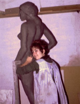 The Sculpture of Linda Mary Montano