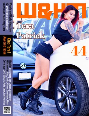Wheels and Heels Magazine Issue 44 - Tera Patrick