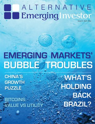 Alternative Emerging Investor:  Issue 6
