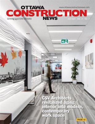 Ottawa Construction News (July 2021)