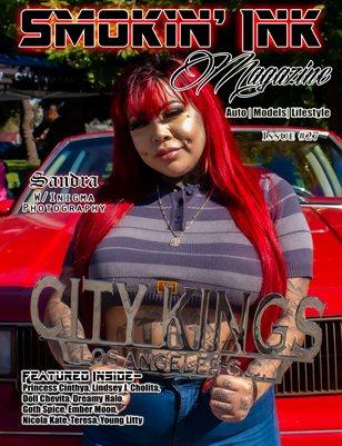 Smokin' Ink Magazine Issue #27 - Sandra