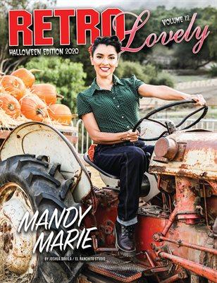 Halloween 2020 - VOL 12 – Mandy Marie Cover