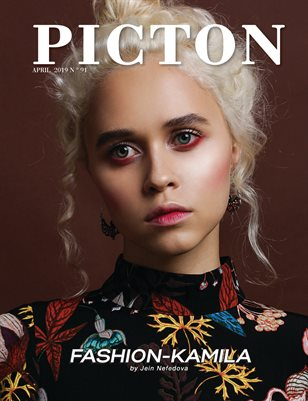 Picton Magazine APRIL 2019 N91 Cover 1