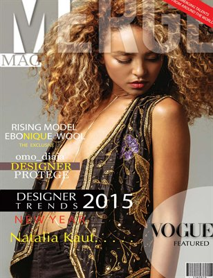 New Year Issue Merge Magazine