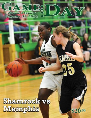 Volume 4 Issue 6 - Shamrock vs Memphis