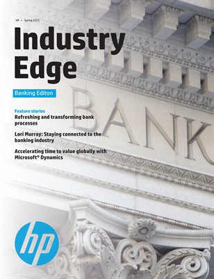 HP Industry Edge: Banking Edition