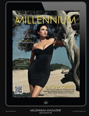 MILLENNIUM MAGAZINE | MEDIA KIT