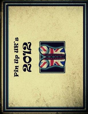 Pin Up UK's 2012 Calendar