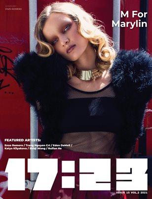 17:23 MAGAZINE ISSUE 15 VOL.2 2021