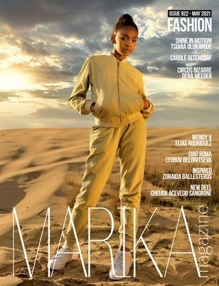 MARIKA MAGAZINE FASHION (ISSUE 922 - MAY)