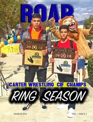 Roar Magazine March 2018 Issue