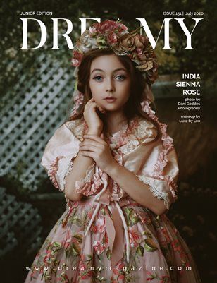DREAMY Issue 151 | Jr Edition