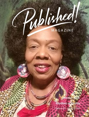 PUBLISHED! #15 Excerpt featuring Denise Isaac!
