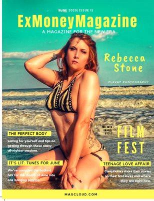 Ex Money Magazine - Rebecca Stone