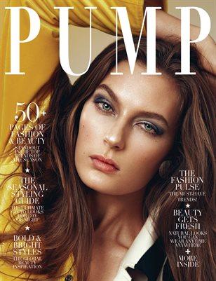 PUMP Magazine - Ultimate Fashion Edition - Vol.5