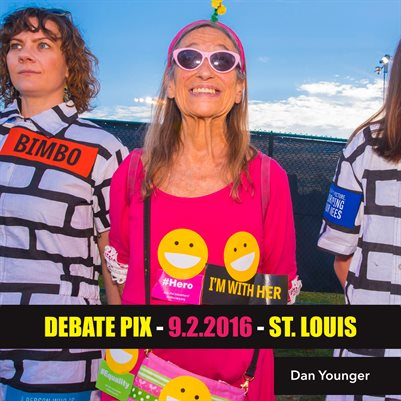 DEBATE PIX - 9.2.2016 - ST. LOUIS
