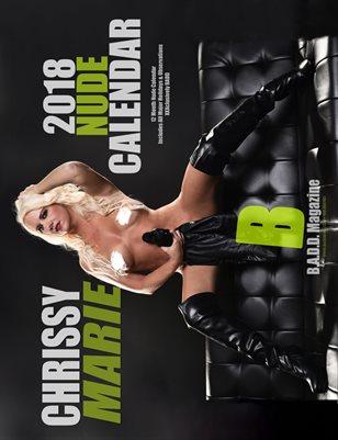 Chrissy Marie 2018 Nude Calendar