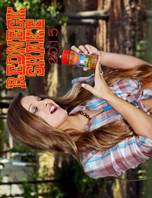2015 Redneck Shake, Inc./Emerald Girls Wall Calendar