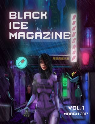 Black Ice Magazine, Vol. 1
