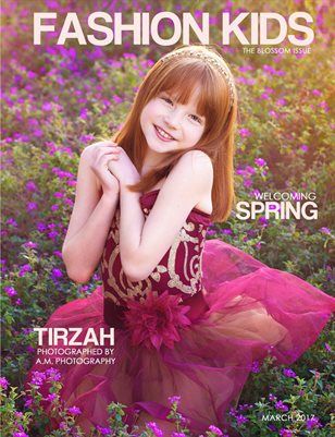 Fashion Kids Magazine | MARCH 2017