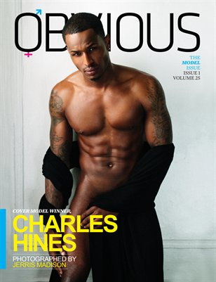 THE MODEL ISSUE 2014 | CHARLES HINES