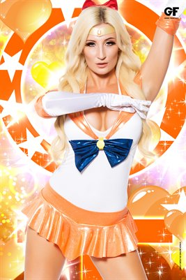 Sailor Scouts Poster: Sailor Venus