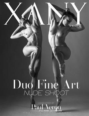 Nude & Boudoir | April Edition 01