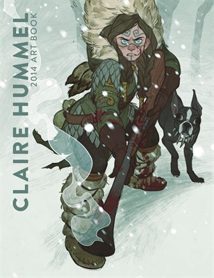 Claire Hummel | 2014 Art Book