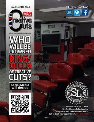 Creative Cuts Mag Jan/Feb 2016