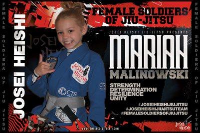 Mariah Malinowski Jose Heishi Poster