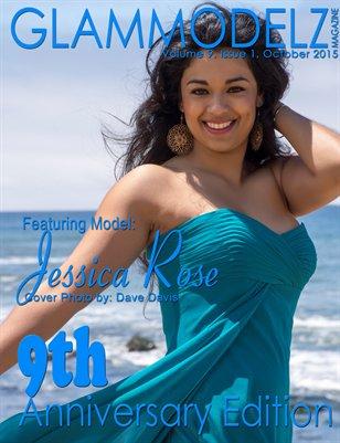 GlamModelz Magazine   Volume 9, Issue 11, 2015