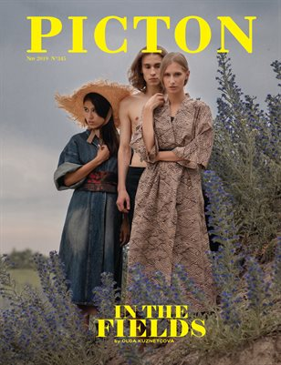 Picton Magazine November  2019 N345 Cover 1